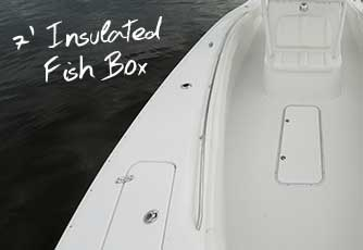 7 Foot Fish Box Cape Horn Boats