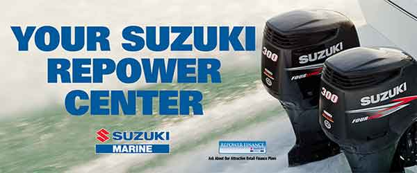 Suzuki Outboard 115a The Boat Place