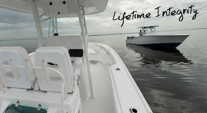 LIFETIME INTEGRITY Cape Horn Boats