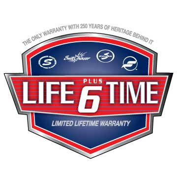 Starcraft Lifetime Plus 6 Warranty Logo